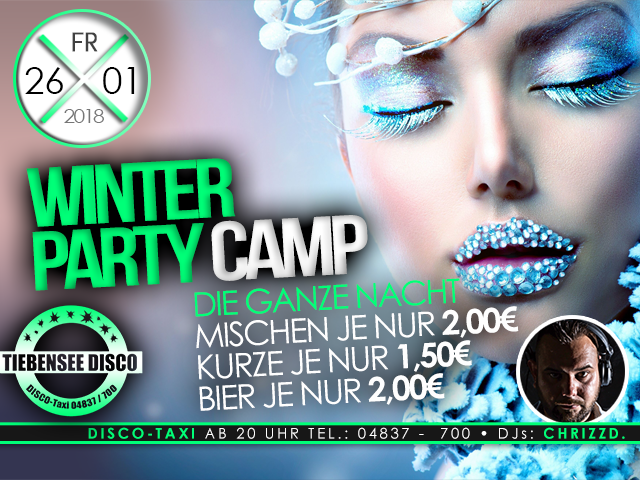 Winter Party Camp