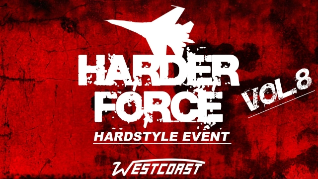 Harder Force Vol.8