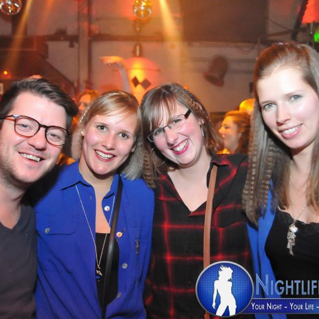 80er Party und Lost Souls